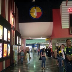 Photo taken at Cines Unidos by Arianne A. on 5/6/2013