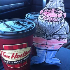 Photo taken at Tim Hortons by joachim l. on 7/25/2013