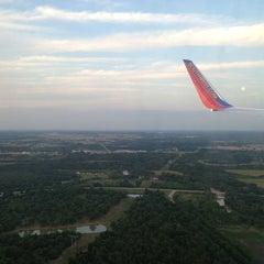 Photo taken at Tulsa International Airport (TUL) by Donielle C. on 7/22/2013