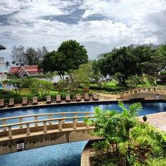 Photo taken at Angsana Laguna Phuket by FutureGov on 6/17/2013