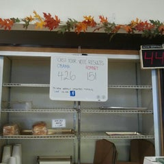 Photo taken at Virginia Bakery by Steena M. on 10/20/2012