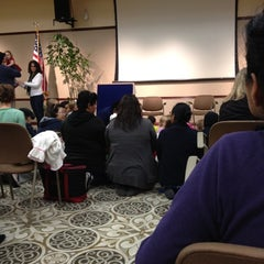 Photo taken at Burbank Public Library - Buena Vista by Katelyn S. on 12/12/2012