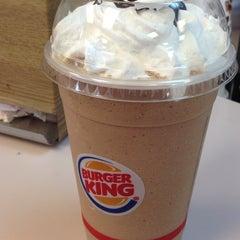 Photo taken at Burger King® by Jason F. on 2/14/2014