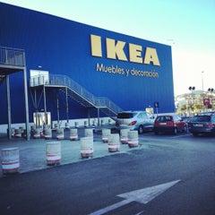 Photo taken at IKEA by Javi L. on 12/3/2012
