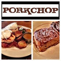 Photo taken at Porkchop by Eden K. on 5/11/2013