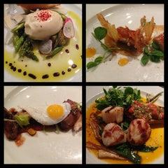 Photo taken at Nightwood Restaurant by Eden K. on 5/29/2013