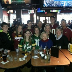 Photo taken at Buffalo Wild Wings by Adam M. on 12/23/2012