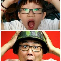 Photo taken at Sin Yin Hin by Liew TC on 7/20/2014