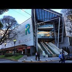 Photo taken at Recoleta Mall by Milton P. on 10/24/2012