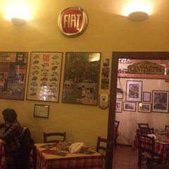 Photo taken at Osteria del F.I.A.T. by Sonay A. on 2/6/2015