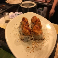 Photo taken at Mizu Sushi & Grill by Mike T. on 10/3/2015