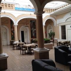 Photo taken at Hotel Posada Regis by Patto L. on 8/9/2013
