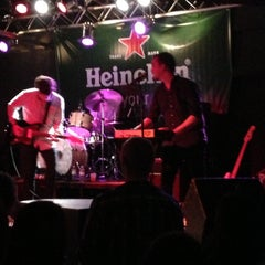 Photo taken at Brighton Music Hall by Paul D. on 5/3/2013