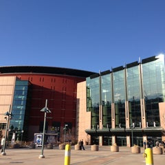 Photo taken at Pepsi Center by Lizzie G. on 4/19/2013