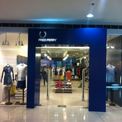 Photo taken at Fred Perry by Raymond A. on 4/12/2013
