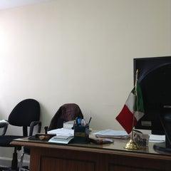 Photo taken at Tribunal de Conciliación y Arbitraje del Estado by Ale C. on 4/10/2013