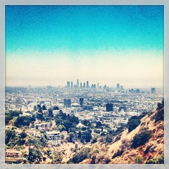 Photo taken at Runyon Canyon Park by Zoe T. on 7/24/2013