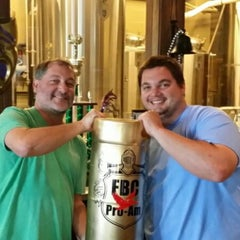 Photo taken at Fairhope Brewing Company by Ragbrai R. on 9/20/2015