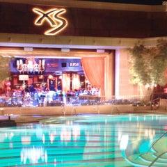 Photo taken at XS Nightclub by MyLasVegasVIP c. on 3/21/2013