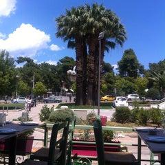 Photo taken at Ψωμί & Αλάτι by Kostas K. on 6/8/2013