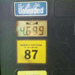 Photo taken at AMPM by Mikey P. on 10/8/2012