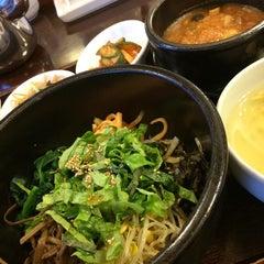 Photo taken at 국민대학교 청향 by Seo Yu P. on 3/7/2014