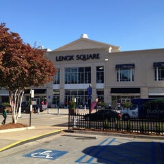 Photo taken at Lenox Square by Jeremy S. on 4/12/2013