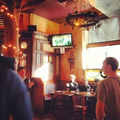 Photo taken at Fadó Irish Pub & Restaurant by Brad F. on 12/5/2012