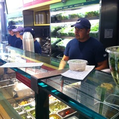 Photo taken at Chop't Creative Salad Company by Marie K. on 6/11/2013