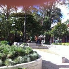 Photo taken at Pontificia Universidad Javeriana by Angela R. on 5/31/2013