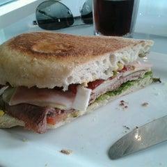 Photo taken at Panteca Gourmet Express by Paty B. on 2/13/2014
