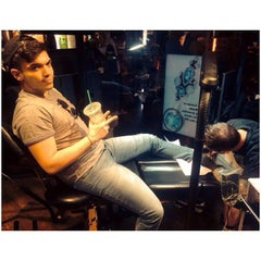 Photo taken at Club Tattoo by Felipe T. on 7/20/2014