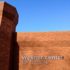 Photo taken at Wexner Center for the Arts by Larry T. on 11/25/2012