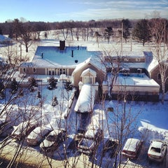 Photo taken at Framingham Country Club by Jarod Z. on 2/16/2014