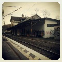 Photo taken at Bahnhof Ennepetal by Tennek A. on 4/30/2013