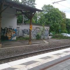 Photo taken at Bahnhof Ennepetal by Tennek A. on 5/13/2013