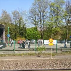 Photo taken at Bahnhof Ennepetal by Tennek A. on 5/4/2013