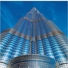 Photo taken at Burj Khalifa by Salim on 4/28/2013