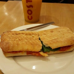 Photo taken at Costa Coffee by Edward C. on 7/8/2015