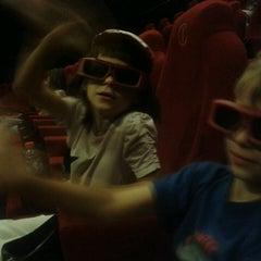 Photo taken at Forum Cinemas Akropolis by Agne B. on 7/11/2013