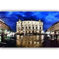 Photo taken at Opéra Garnier by Mika K. on 10/19/2012