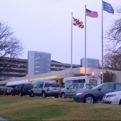 Photo taken at Four Points by Sheraton BWI Airport by Betty C. on 11/13/2012