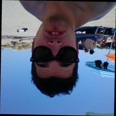 Photo taken at Spiaggia Degli Alberoni by Andrea V. on 6/7/2015