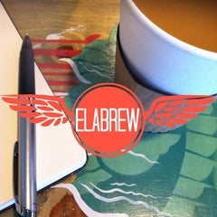 Photo taken at Elabrew Coffee by Jewel H. on 9/11/2013