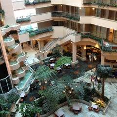 Photo taken at Embassy Suites by Hilton Monterey Bay Seaside by Patricia M. on 6/13/2013