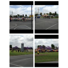 Photo taken at Cerritos Elementary by Jeri A. on 5/18/2013