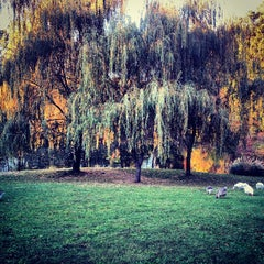 Photo taken at Buttermilk Falls Inn & Spa by WillMcD on 10/18/2013