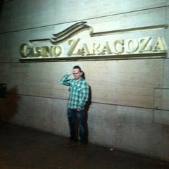 Photo taken at Hotel Palafox by Nacho P. on 3/31/2012