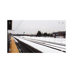 Photo taken at NJ Transit Waiting Area by Tristan C. on 3/4/2015
