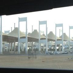 Photo taken at King Abdulaziz International Airport (JED) مطار الملك عبدالعزيز الدولي by AaA 1. on 4/23/2013